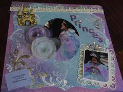 Princess for Carnival time