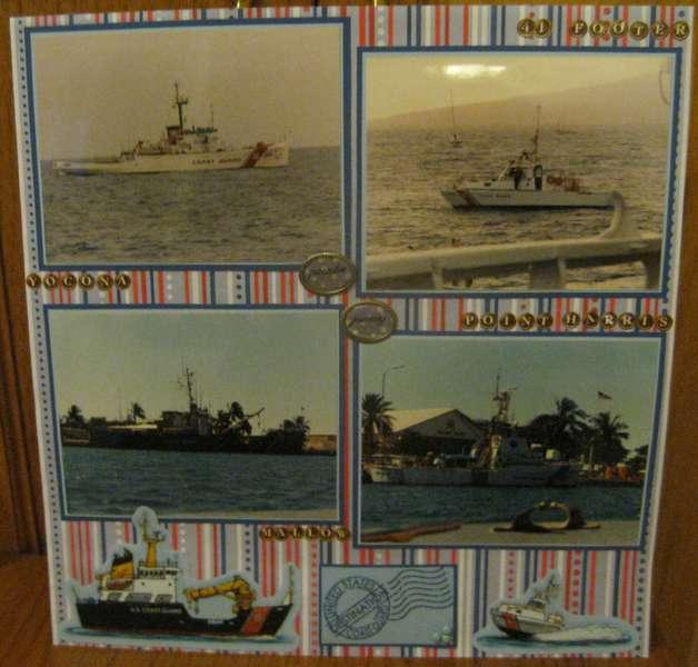 Coast Guard cutters