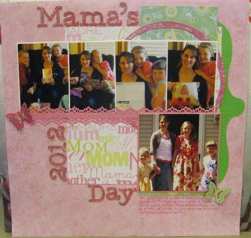mama's Day 2012