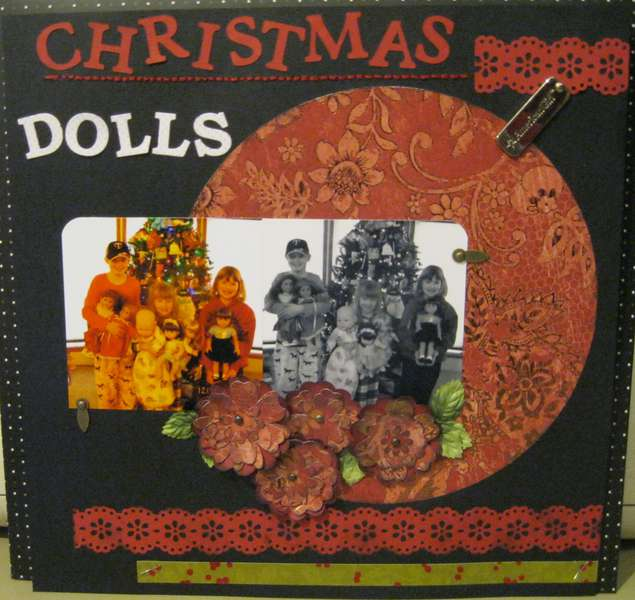 Chrixtmas dolls