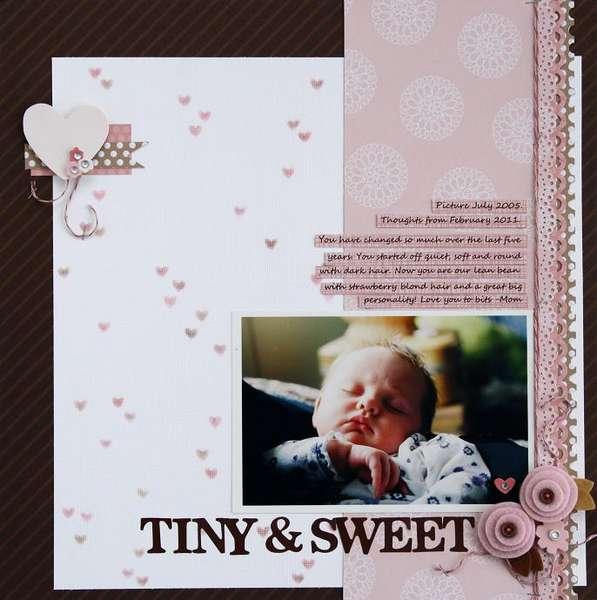 Tiny & sweet *Pebbles Inc*