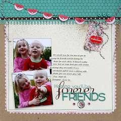 Forever friends *Pebbles Inc.*