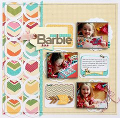 All about Barbie *Jillibean Soup and Page Maps*