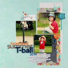 T-ball *Jillibean Soup*