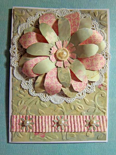 Floral Any Occasion Card