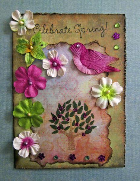Celebrate Spring Card