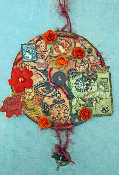 Steampunk Altered Art CD