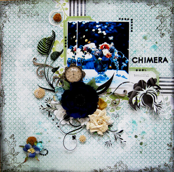 Color..Stories..Inspiration # 17 Chimera