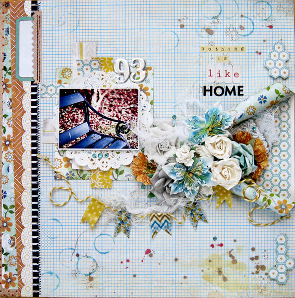 Color..Stories..Inspiration # 44 Home