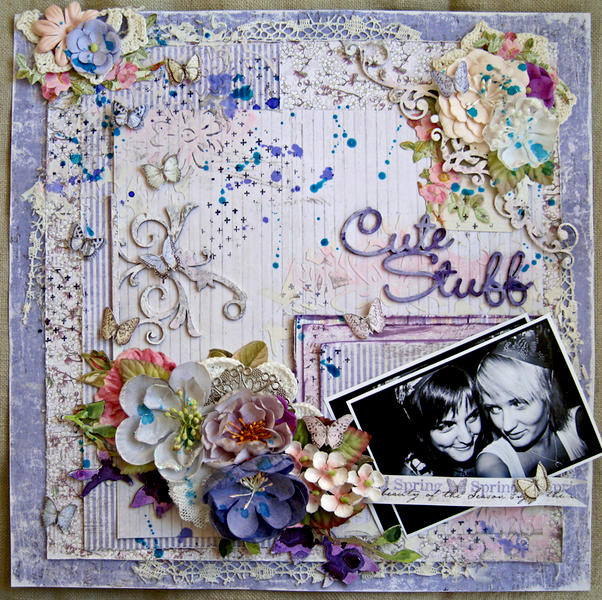 **Blue Fern Studios** - Cute Stuff