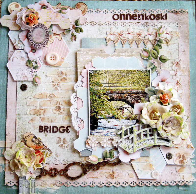 Onnenkoski Bridge
