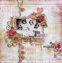 Devoted Sisters (Designed for C'est Magnifique)