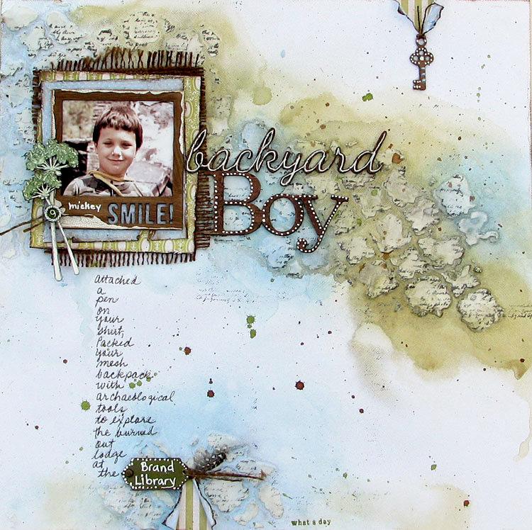 Backyard Boy (The Color Room, Palette #161)