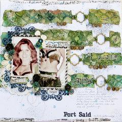 Port Said (ScrapFriends Sketch Challenge)