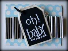 Oh! Baby Card