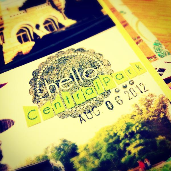 August 2012 mini album