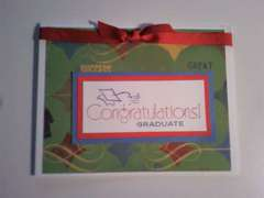 Graduation Congratulations