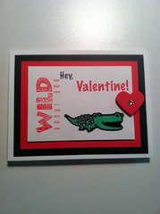 Alligator Valentine