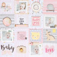 **Crate Paper** Baby Love