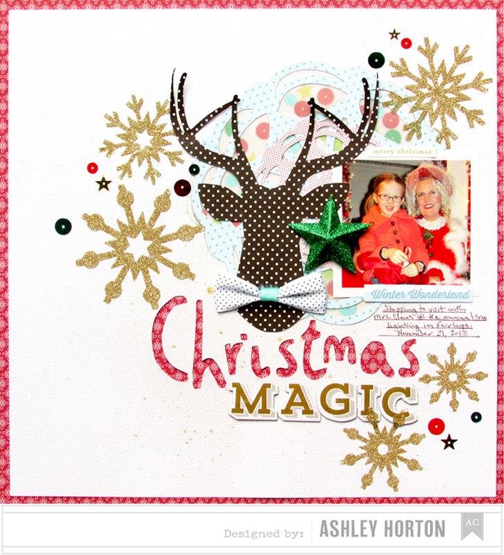 Christmas Magic ***American Crafts***