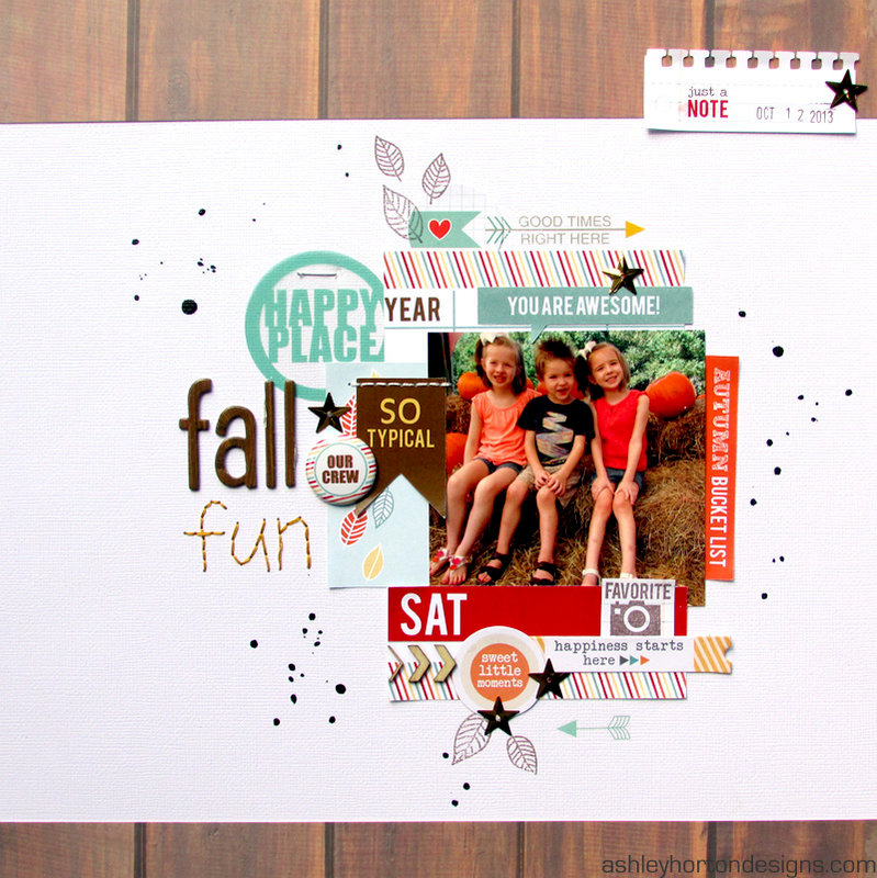 Fall Fun ***Chic Tags***