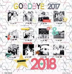 **Pink Paislee** Goodbye 2017 Hello 2018