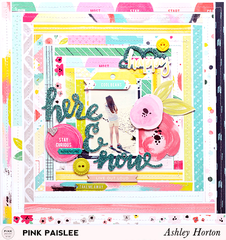 **Pink Paislee** Here & Now