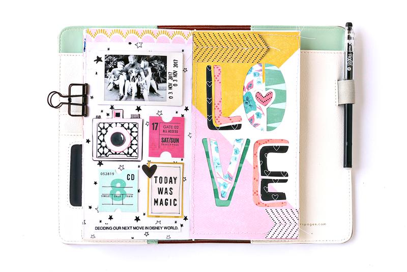 Love-Travelers Notebook