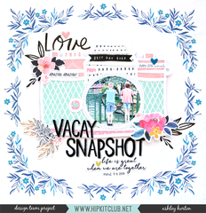 Vacay Snapshot