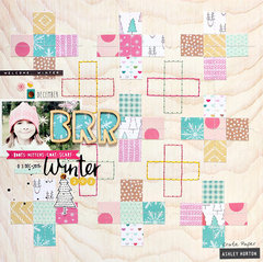 **Crate Paper** Winter Joy
