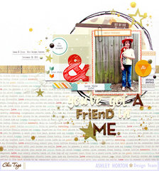 You've Got a Friend in Me ***Chic Tag***