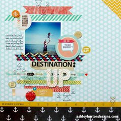 Destination:  UP