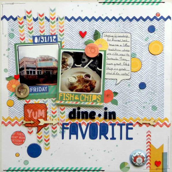 Dine-In Favorite