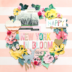 **Crate Paper** New York in Bloom