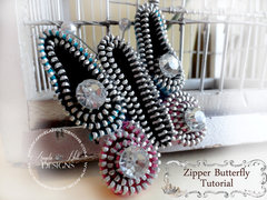 Zipper Butterfly