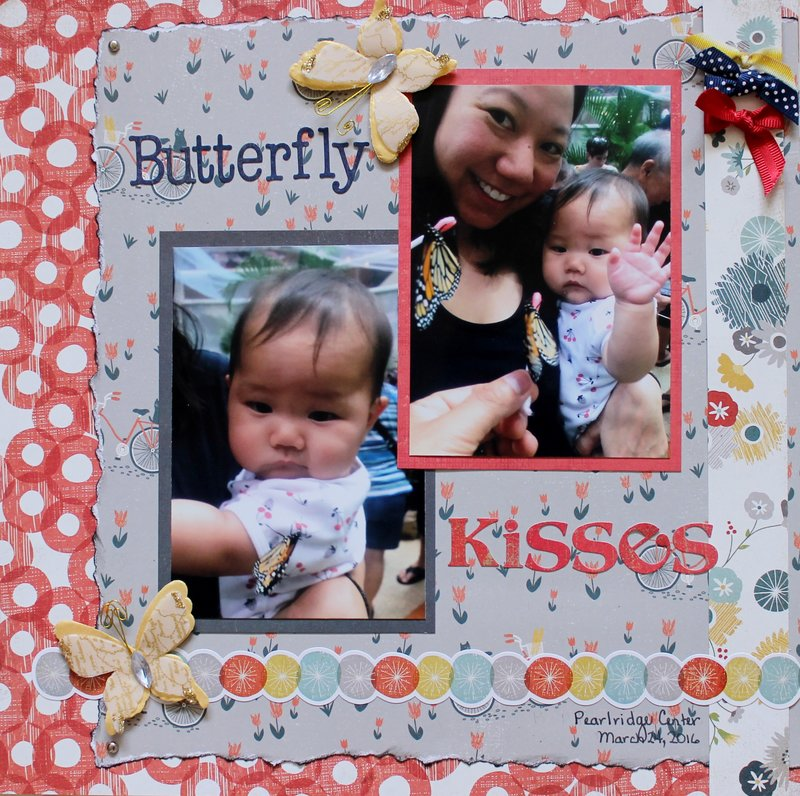 Butterly Kisses
