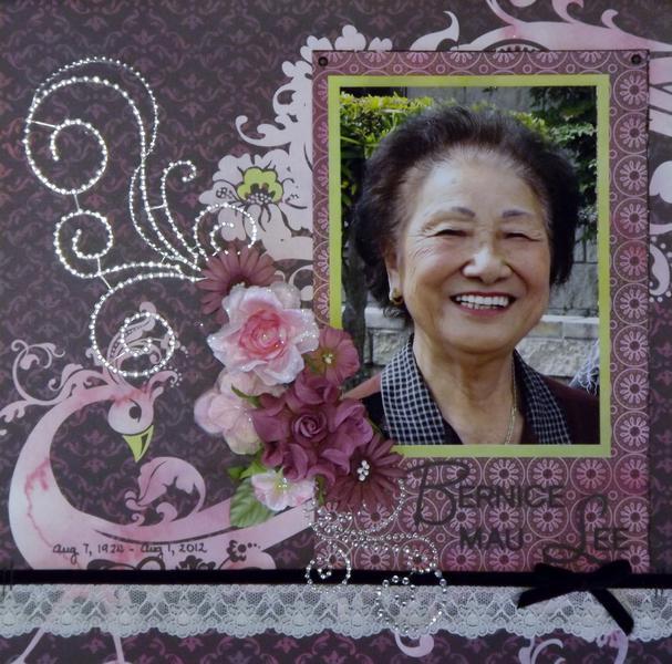 Bernice Mau Lee