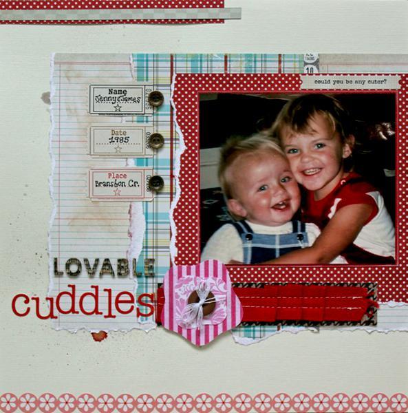 Lovable Cuddles