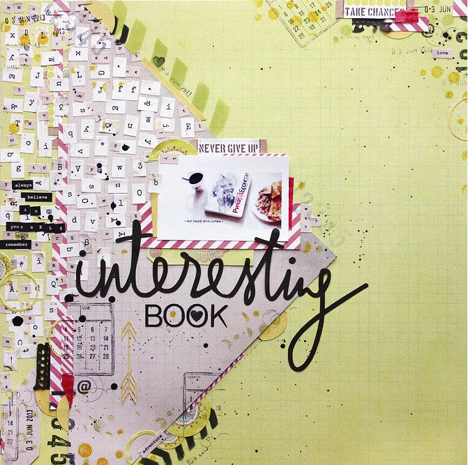 Inretesting Book