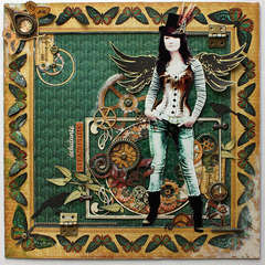 Steampunk Debutante
