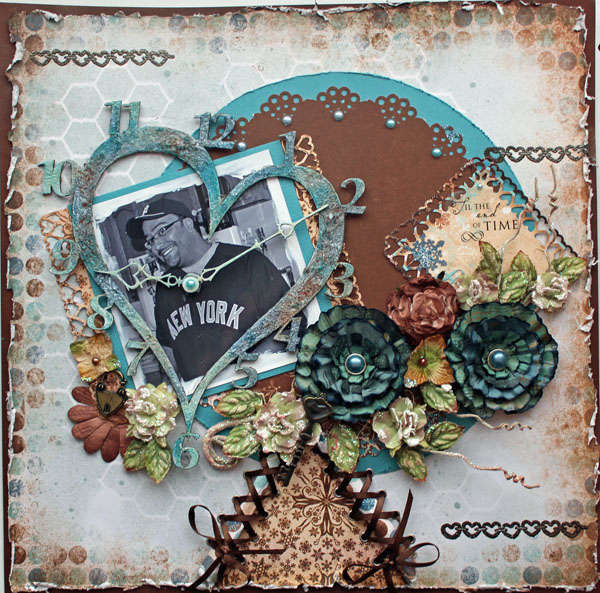 Till the end of time **Swirlydoos January Kit**