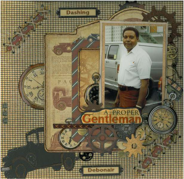 My Proper Gentleman