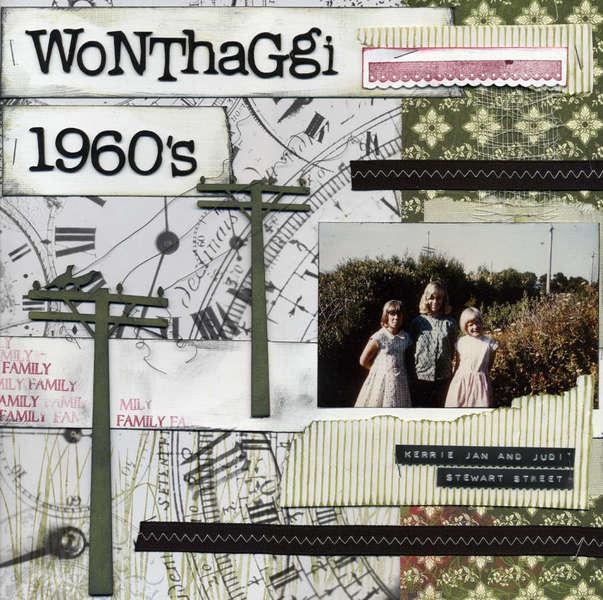 Wonthaggi 1960's