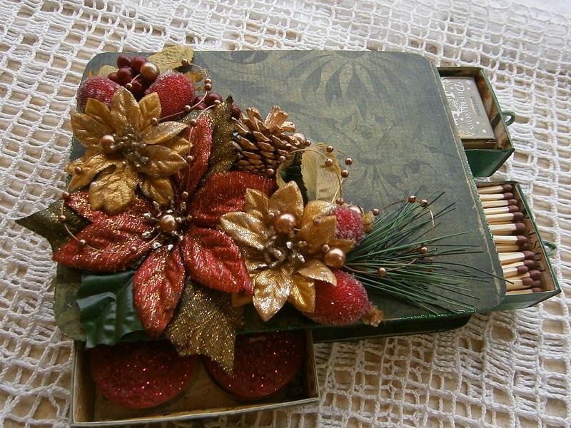 Standby christmas box
