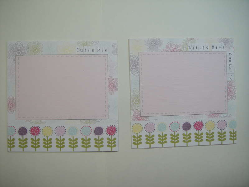 Cora Baby girl pages