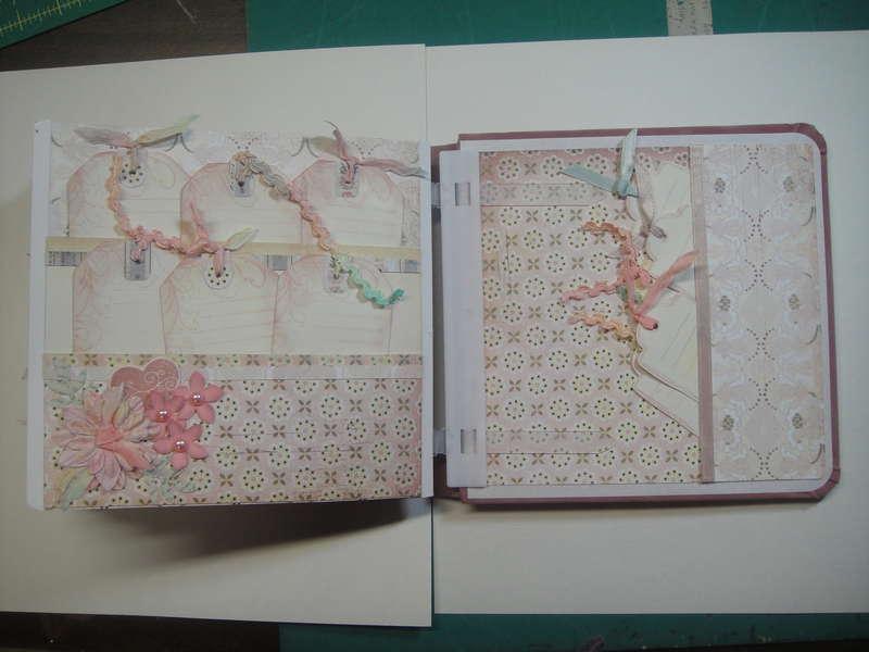 Cora album last page