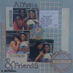 Alyssia & Friends
