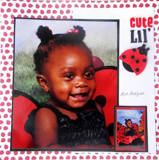 Cute Lil Ladybug