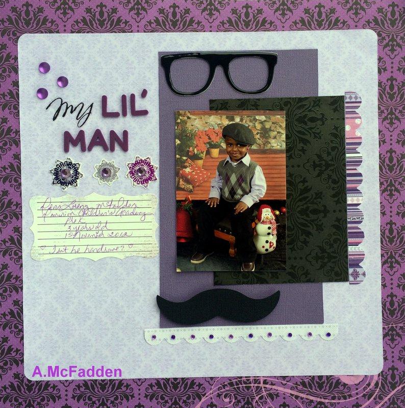 My Lil' Man