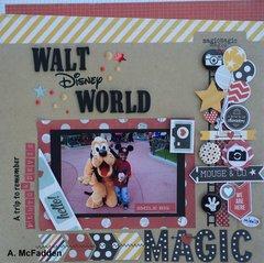Walt Disney World Magic